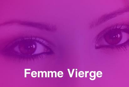femmes vierge